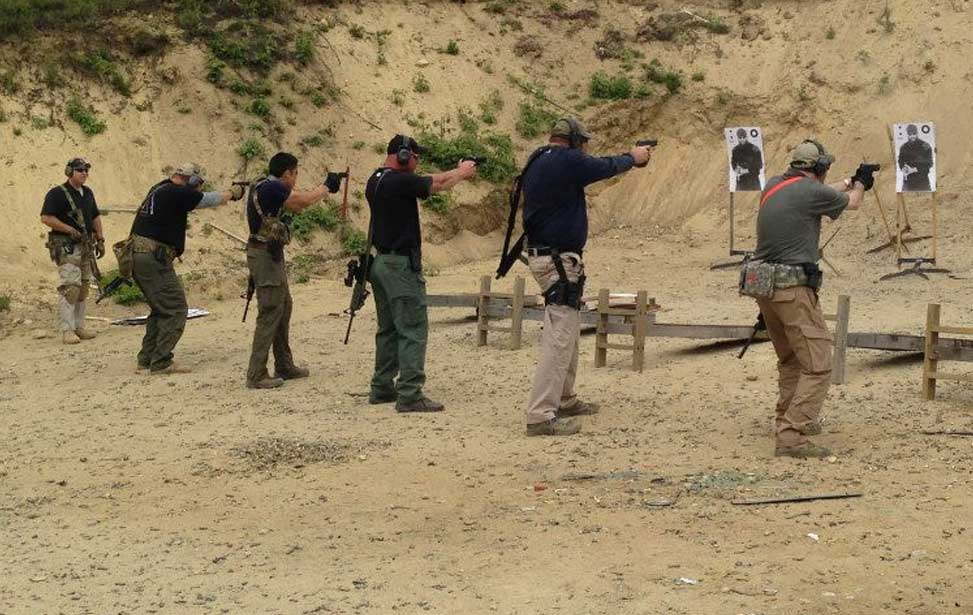 Tactical Pistol/Carbine Course